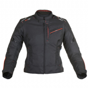 Oxford Valencia 2.0 ladies textile jacket stealth black